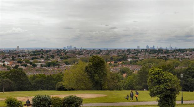 People's Choice 2016 Alexandra Park has one of the best views in London