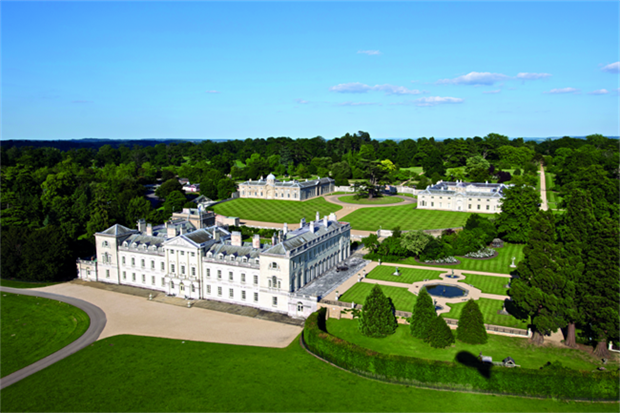 Woburn Abbey: Location of the Custodian Awards 2018 and Parks & Gardens Live