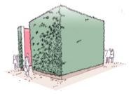 Enterprise's green wall