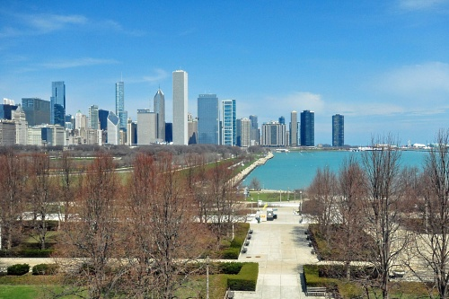 Chicago waterfront - image:Heather Paul