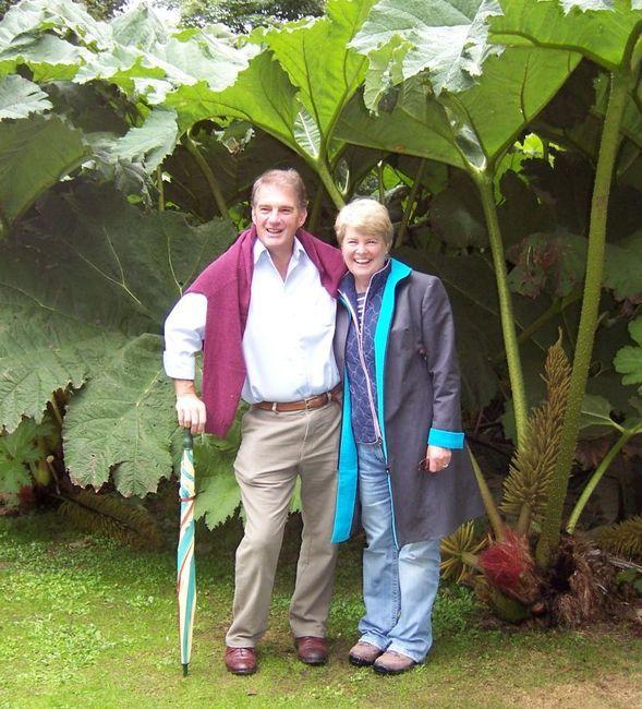 Dougal Philip and Lesley Watson