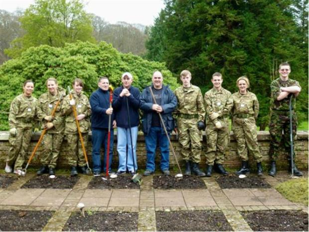 Forces charity Gardening Leave to close | Horticulture Week