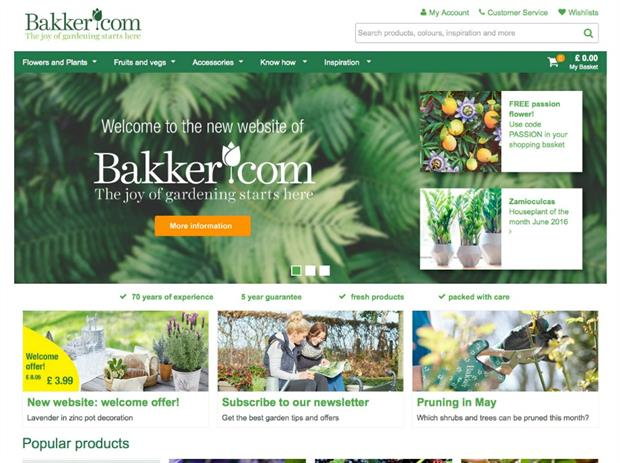 Marvelous Video Will Also Form A Big Part Of The New Website, With The Addition Of U0027 Garden Hacksu0027 U2013 Videos Of 20 Seconds In Which Bakker.com Gives Quick  Solutions To ...