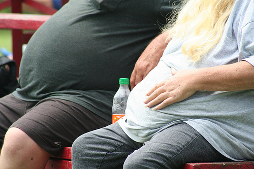 Obesity need not be linked with concern about diet - image:Toby Alter