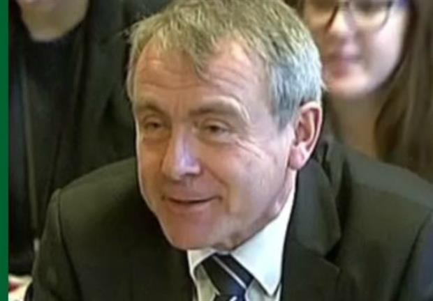 Home Office immigration minister Robert Goodwill