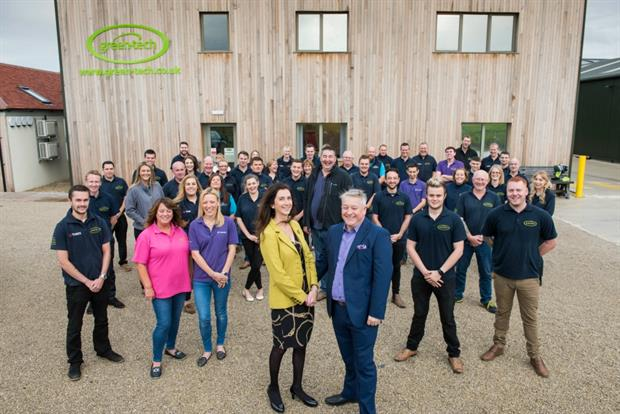 The Green-tech team is growing and busier than ever. Image: Green-tech