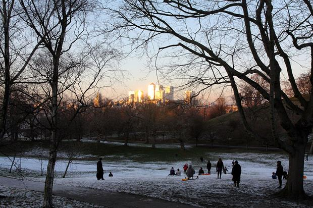 Greenwich Park - image: Flickr/Dan Derrett (CC BY 2.0)