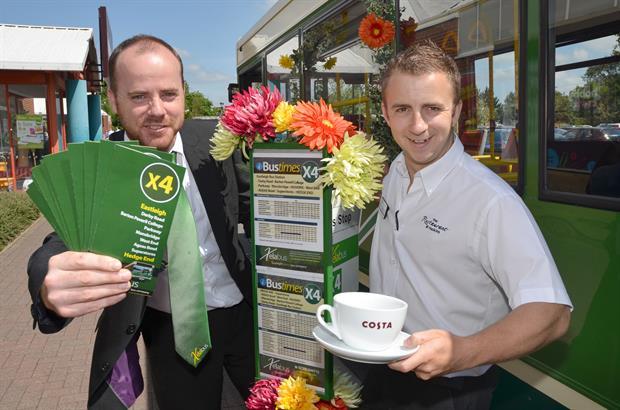 Gareth Blair and Matt Hill