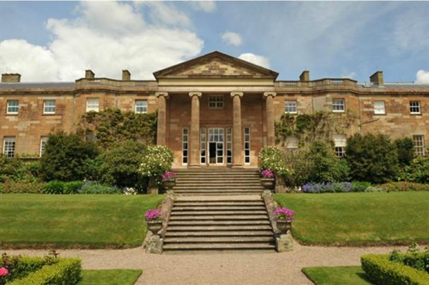 Hillsborough Castle. Image: Supplied
