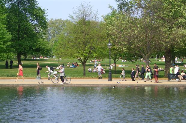 Hyde Park - image: FlickR/David Corcoran (CC BY 2.0)