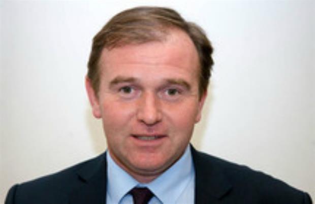 Defra minister George Eustice