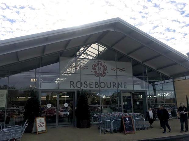 Rosebourne: new site planned