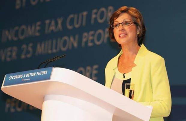 Conservative MP Rebecca Pow