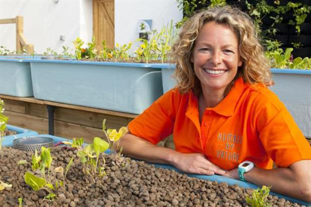 Kate Humble - image: Humble by Nature