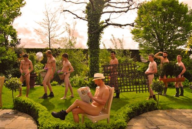 Grubby Gardeners at Kensington Roof Gardens