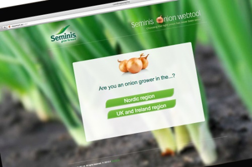 The Onion Webtool - image:Seminis