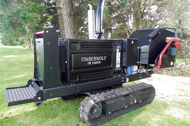 Timberwolf TW 230VTR - image: HW