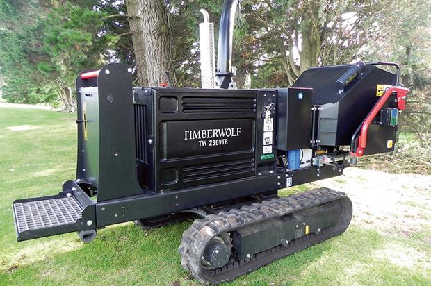 Timberwolf TW 230VTR