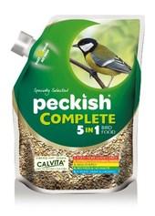 Peckish