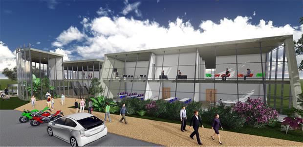 Pershore new development