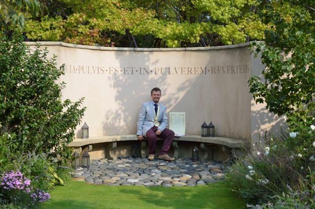 Paul Hevery-Brookes - credit: Jonathan Ward