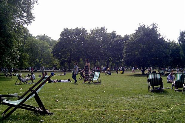 Green Park, London - image: Flickr/Dan Brown (CC BY 2.0)