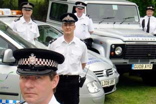 Maidstone joins LB Hammersmith & Fulham in policing parks - photo: LBHF