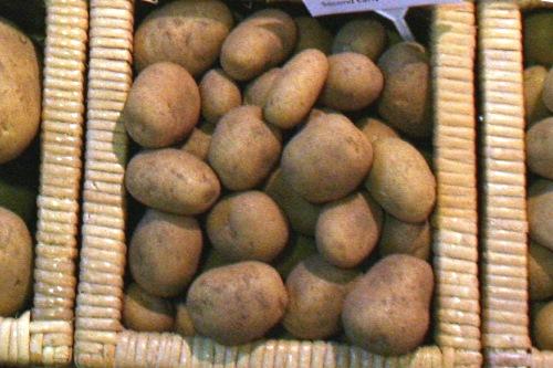 UK-grown potatoes - image:HW