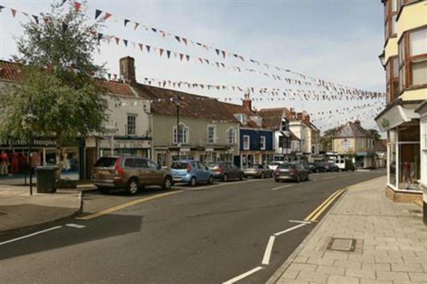 Thornbury, Gloucestershire. Image: Clanger's England/ Flickr