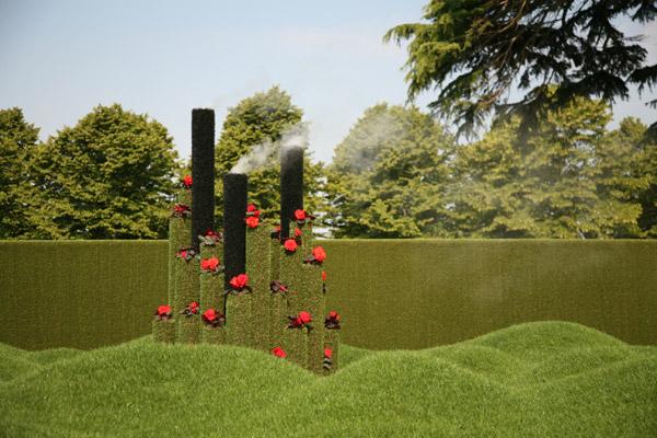 Tony Smith turf design