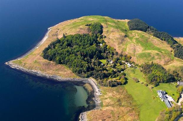 Arduaine Garden's shelterbelt is key to its success but has become diseased. Image: NTS