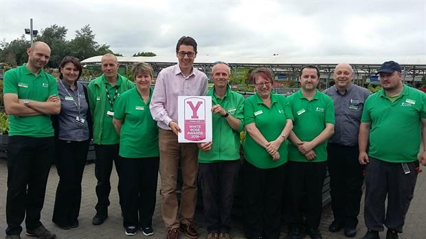 Tong Garden Centre shortlisted for Yorkshire award | Horticulture Week