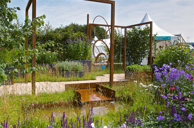 Maggie's garden