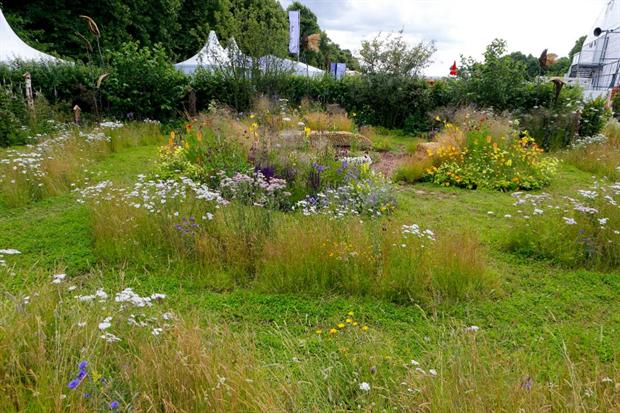 Jordans garden