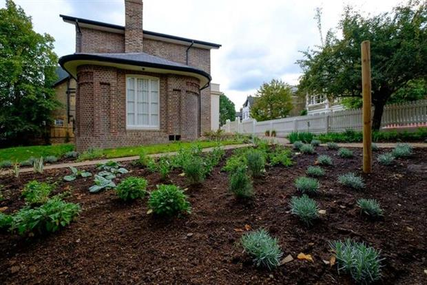 This April The Garden Will Re Open Showing With A New Design And Planting  Scheme, Completing The Restoration Project Of The House And Grounds He  Designed ...