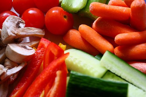 Fresh produce - image:Martin Cathrae
