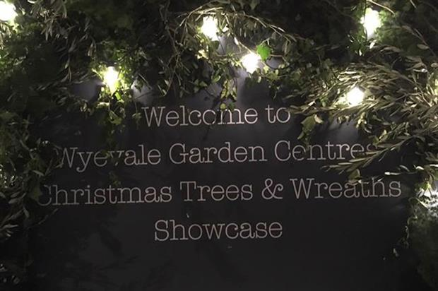 f10efc85460 Wyevale Garden Centres increases Christmas offer eight-fold ...