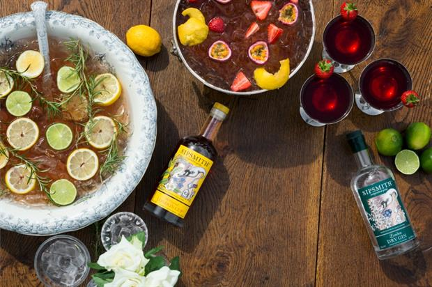 Sipsmith: its latest pop-up will celebrate the punch house