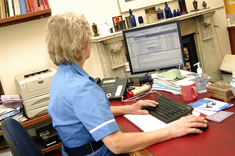 Clinicians need to be highly influential in the way IT develops within their CCG