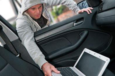 Leaving medical records in easy reach of thieves can lead to a very large fine for the GP responsible