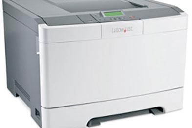 Lexmark C540dW laser printer