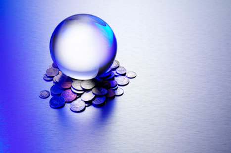 Basing forecasts on accounts figures beats crystal ball-gazing (Image: iStock)