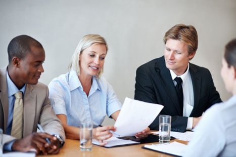 If done well an interview is a quick means of obtaining information (Picture:iStock)