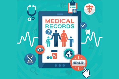 There are many benefits to providing online access to patient records (Picture: iStock)