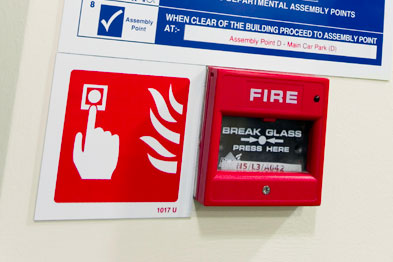 The CQC standard for equipment also covers non-medical equipment such as fire alarms