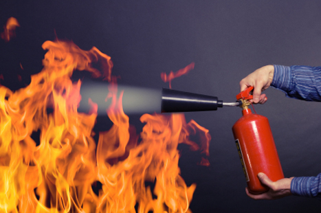 GP practices need to make a team member 'fire safety manager' (Image: iStock)