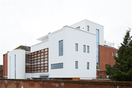 Wokingham Medical Centre was created by converting an office building