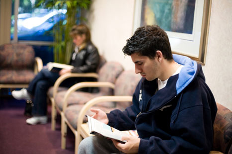 Inspectors will spend time speaking to patients, their families and carers (Image: iStock)