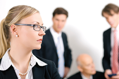 Sexual harassment is classically males leering at a female colleague, however the Equality Act 2010 covers various discriminatory acts (Photograph: Istock)