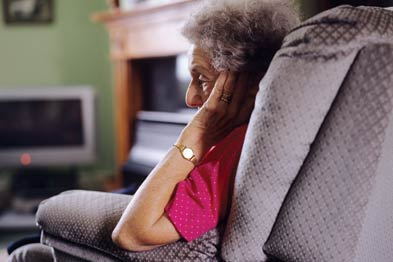 Vulnerable adults: the DoH stresses that GPs must support patients in the least intrusive way possible (Photograph: SPL)
